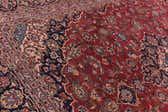 9' 8 x 12' 10 Kashan Persian Rug thumbnail
