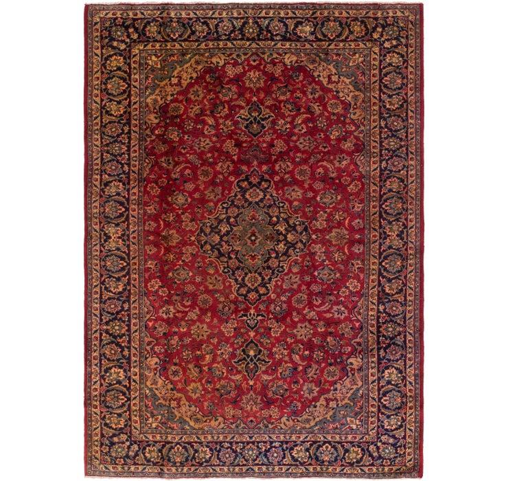 7' 7 x 10' 4 Isfahan Persian Rug
