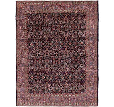 Image of 10' x 12' 7 Yazd Persian Rug