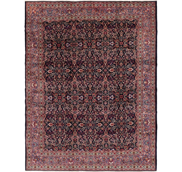 Image of 305cm x 385cm Yazd Persian Rug
