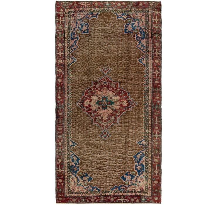 142cm x 280cm Songhor Persian Rug