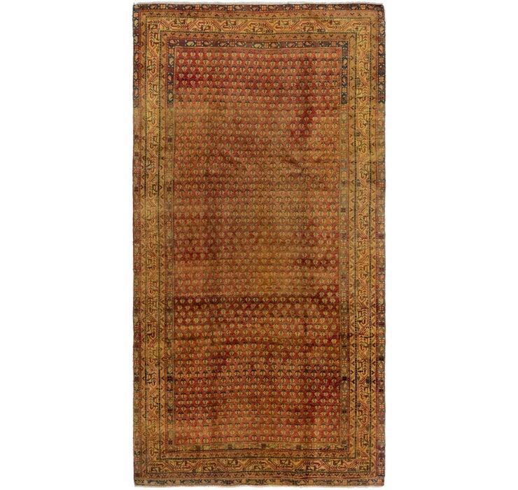 5' x 9' 9 Botemir Persian Rug