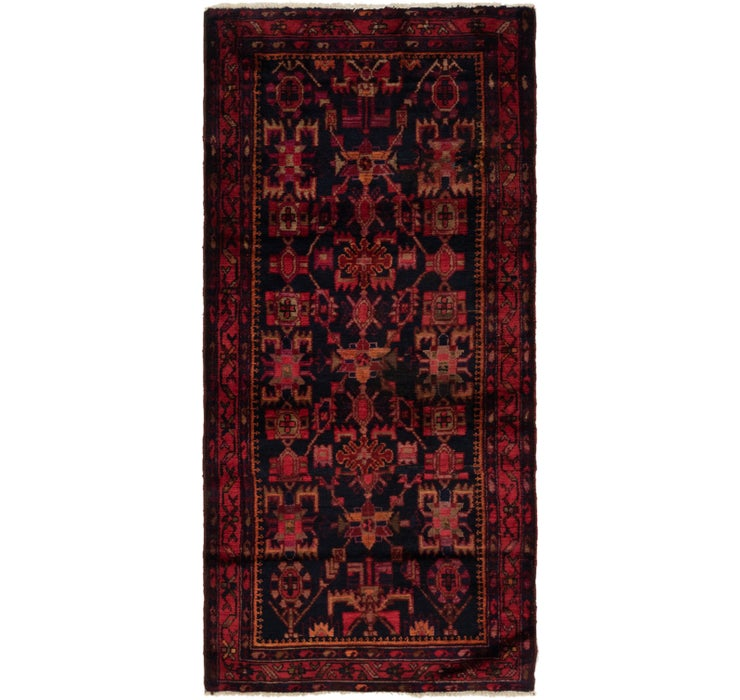 105cm x 220cm Malayer Persian Runner ...