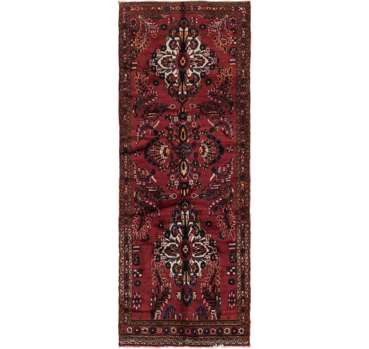 Image of 3' 7 x 9' 4 Mehraban Persian Runner...