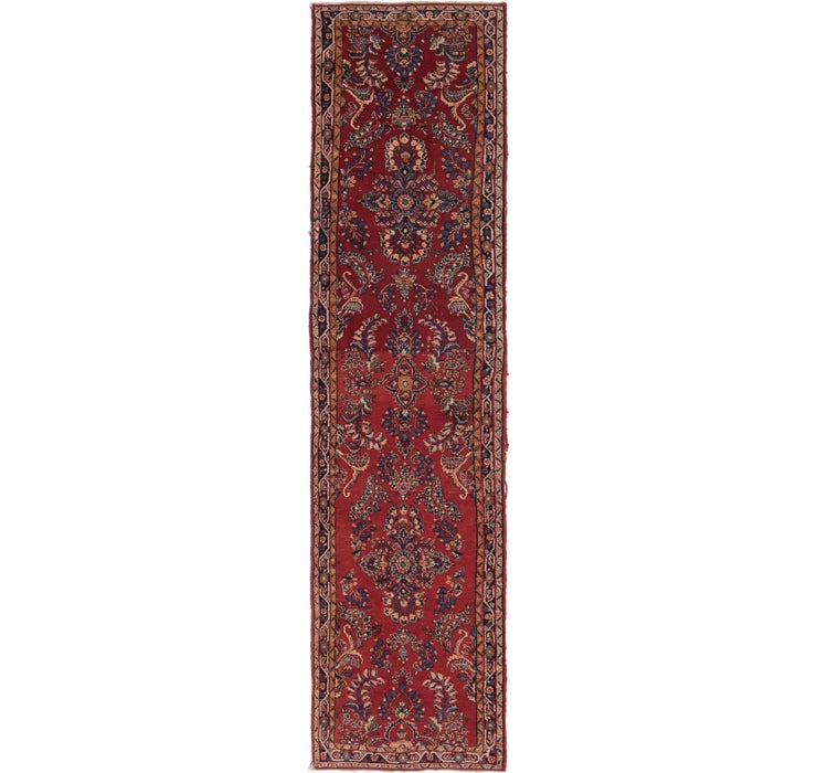 107cm x 417cm Mehraban Persian Runner...