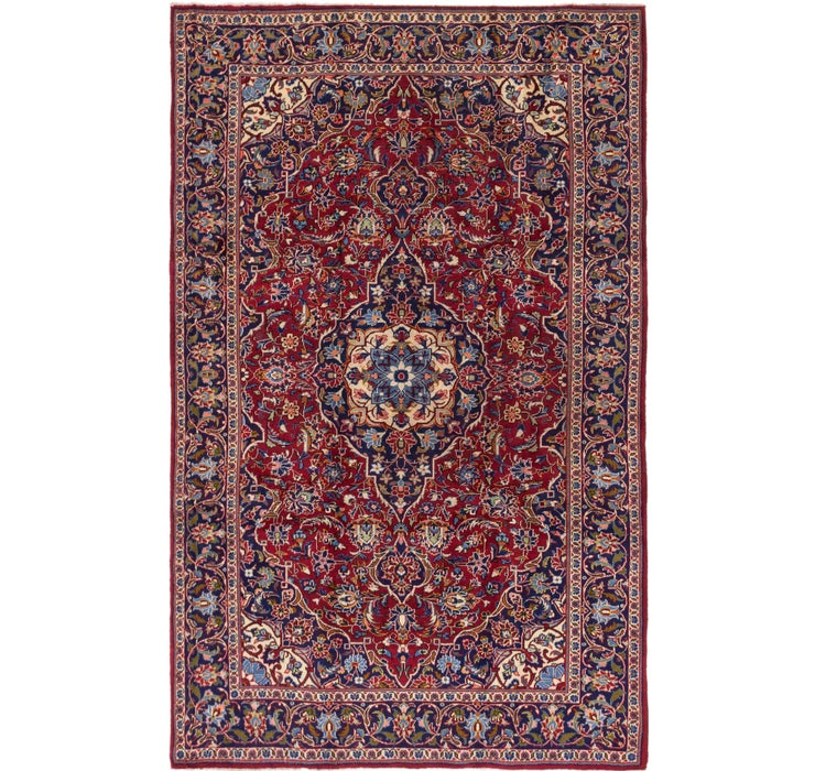 200cm x 315cm Mashad Persian Rug