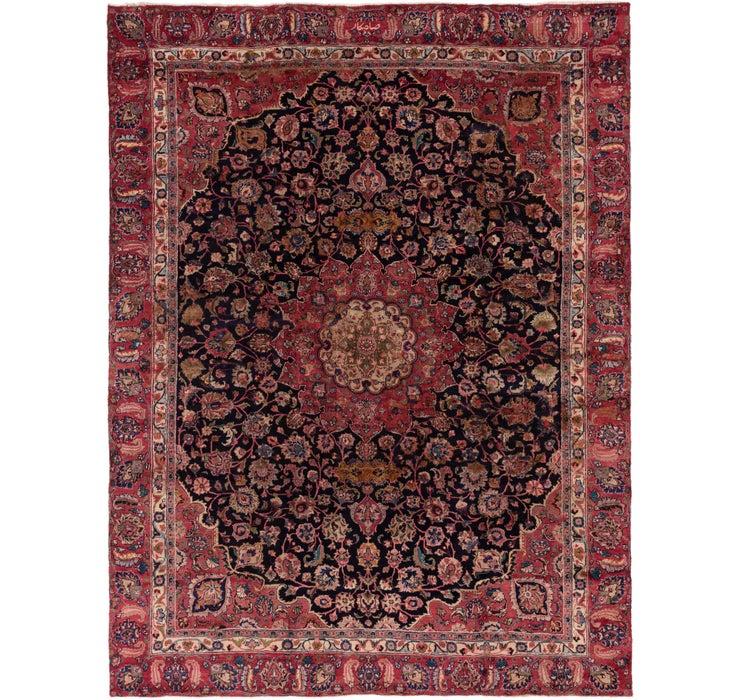 280cm x 360cm Mashad Persian Rug