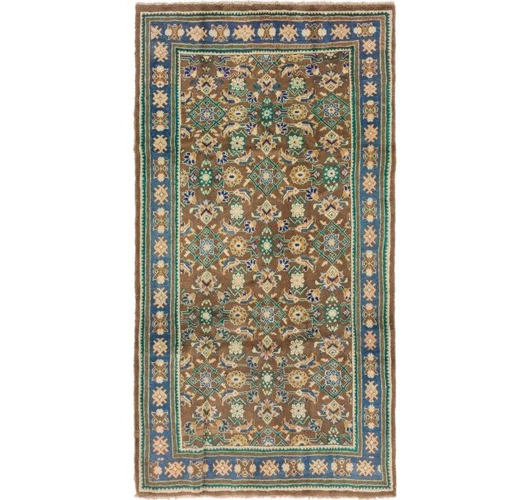 4' 8 x 8' 7 Farahan Persian Rug