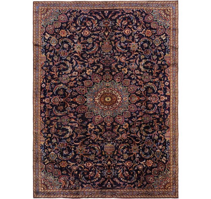 7' 7 x 10' 4 Kashmar Persian Rug