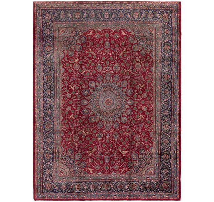 285cm x 395cm Kashmar Persian Rug