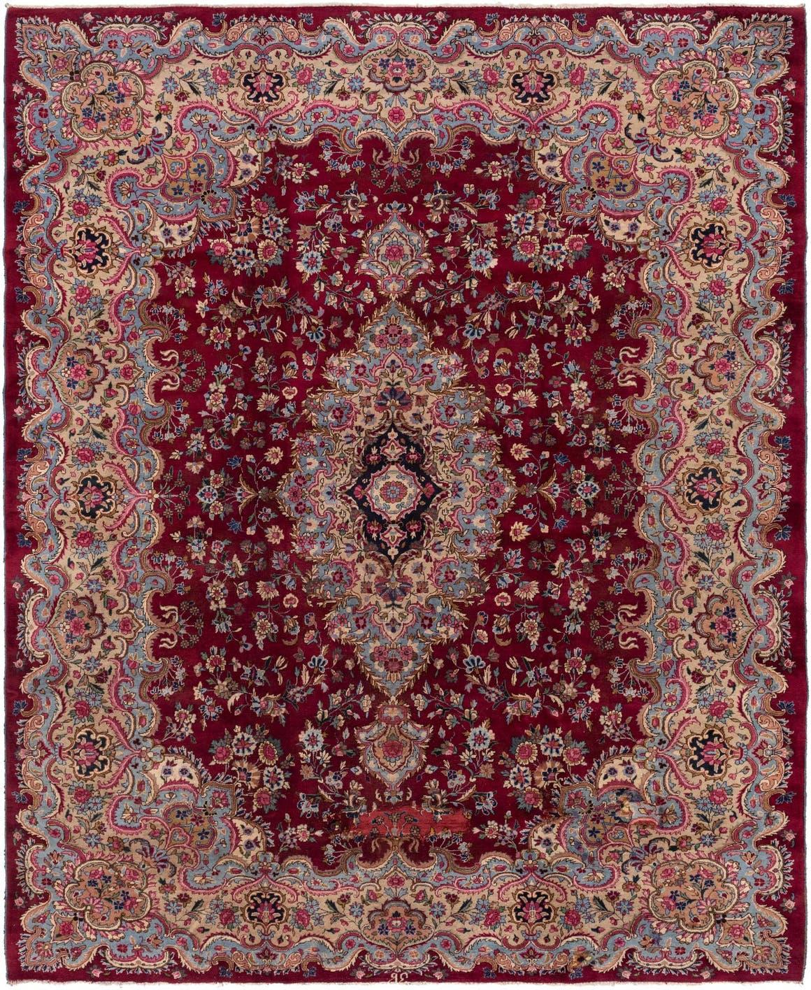 10' 2 x 12' Kerman Persian Rug main image