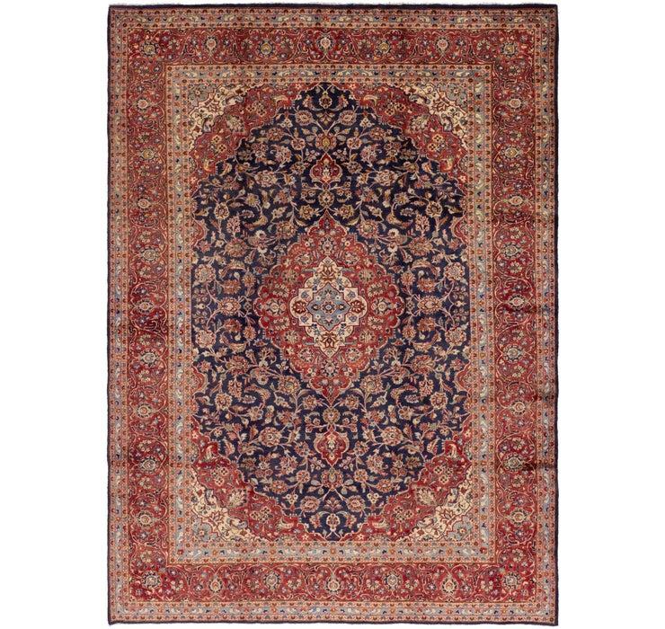 285cm x 395cm Kashan Persian Rug