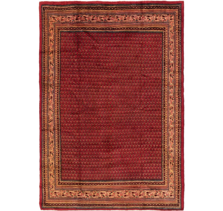 7' 2 x 10' 3 Botemir Persian Rug