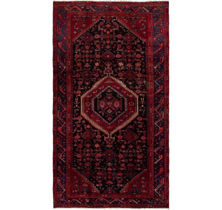 152cm x 275cm Darjazin Persian Rug