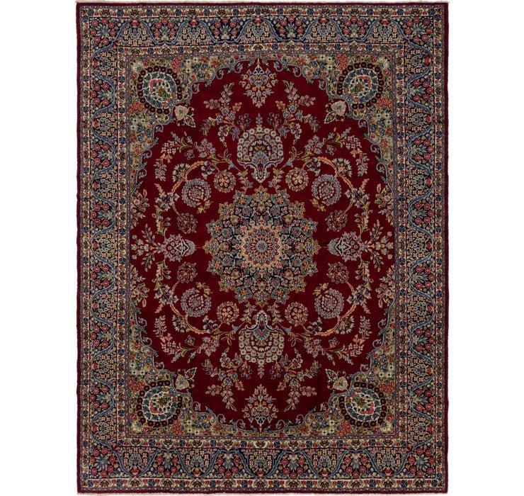 295cm x 390cm Kerman Persian Rug