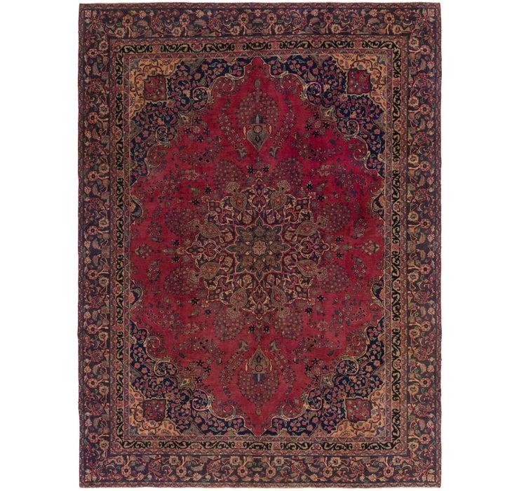 8' 9 x 11' 9 Tabriz Persian Rug