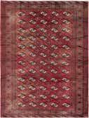 8' 6 x 10' 9 Torkaman Persian Rug thumbnail