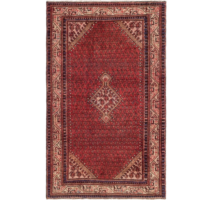4' x 6' 9 Botemir Persian Rug