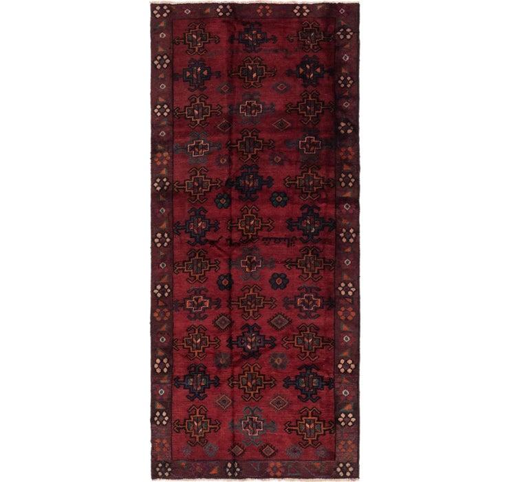 112cm x 260cm Shiraz Persian Runner Rug