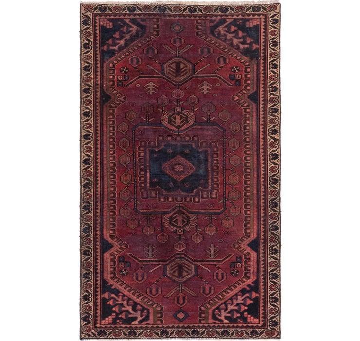 3' 10 x 6' 6 Hamedan Persian Rug