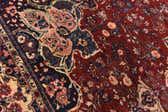 9' 10 x 13' 9 Meshkabad Persian Rug thumbnail