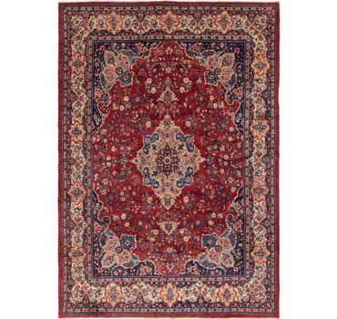 9' 10 x 13' 9 Meshkabad Persian Rug