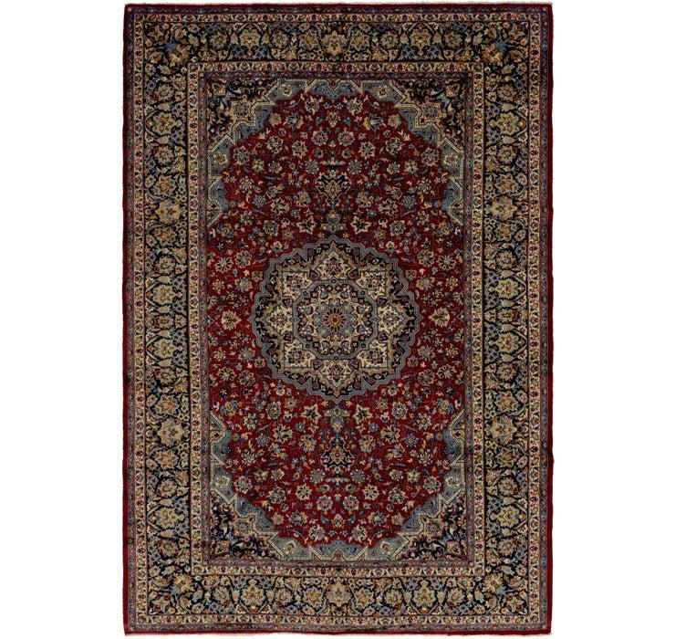 305cm x 450cm Isfahan Persian Rug