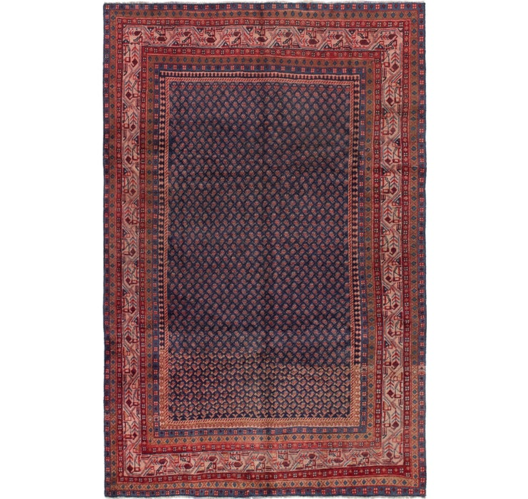 188cm x 287cm Botemir Persian Rug