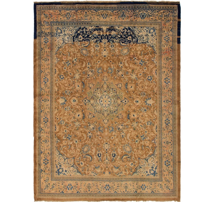 10' 4 x 14' Farahan Persian Rug