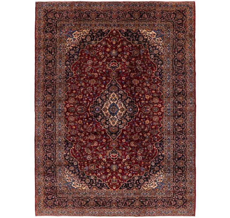 310cm x 410cm Kashan Persian Rug
