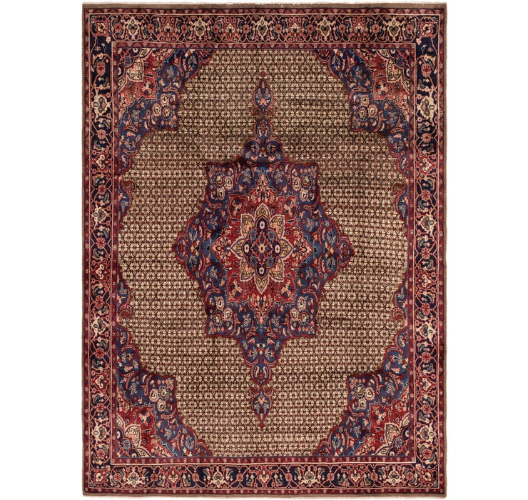 257cm x 335cm Songhor Persian Rug