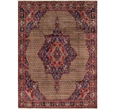 8' 5 x 11' Songhor Persian Rug