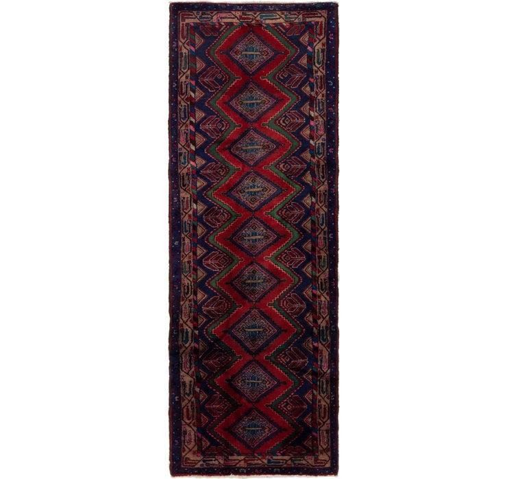 3' 2 x 10' Chenar Persian Runner Rug