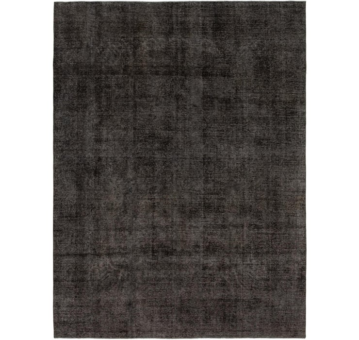 285cm x 385cm Ultra Vintage Persian Rug