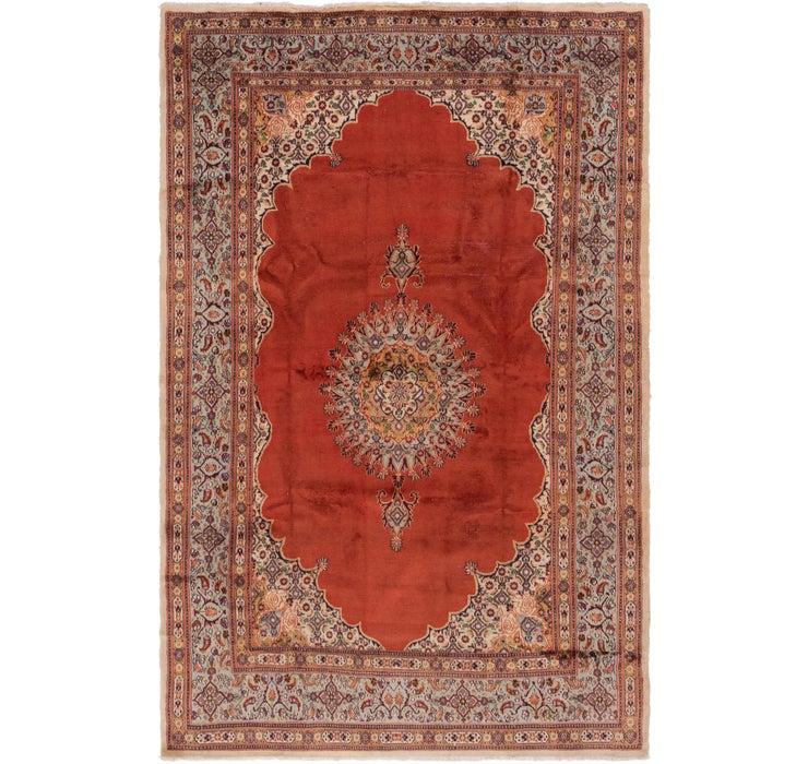7' x 10' 10 Mood Persian Rug
