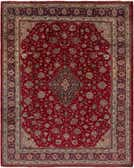10' 4 x 12' 9 Sarough Persian Rug thumbnail
