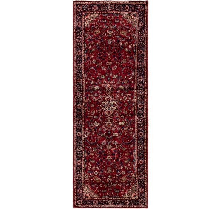 102cm x 305cm Shahrbaft Persian Runne...