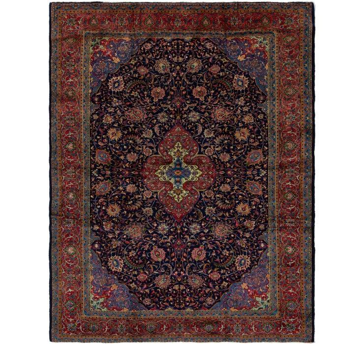 10' 2 x 13' 2 Sarough Persian Rug