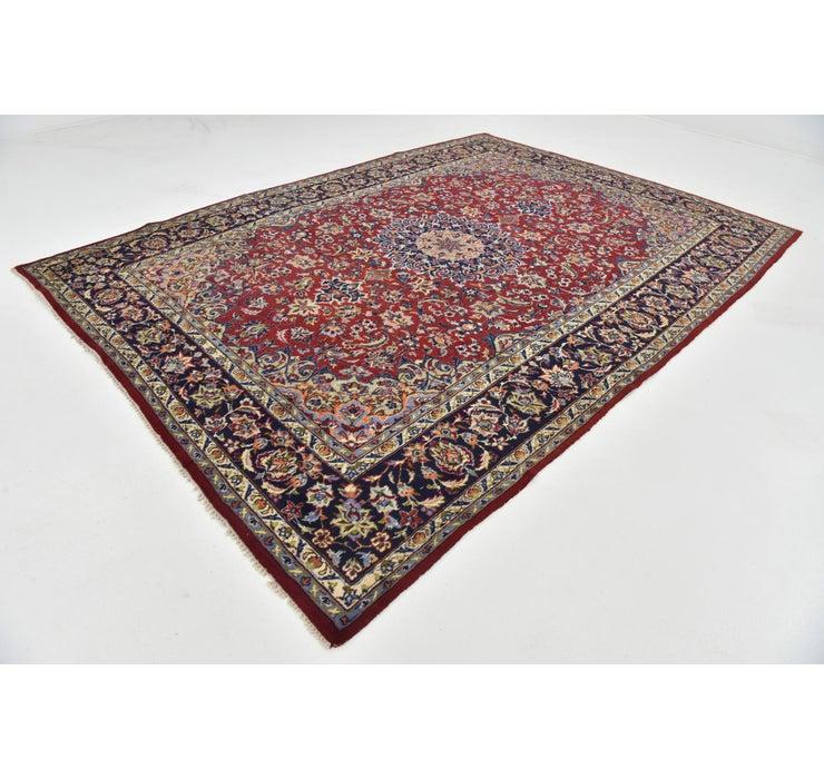 8' 4 x 11' 9 Isfahan Persian Rug