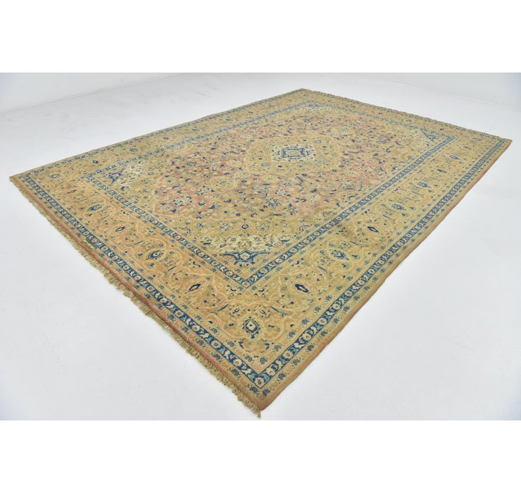 295cm x 417cm Kashan Persian Rug