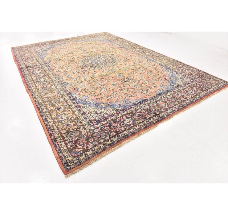 10' x 13' 9 Mashad Persian Rug