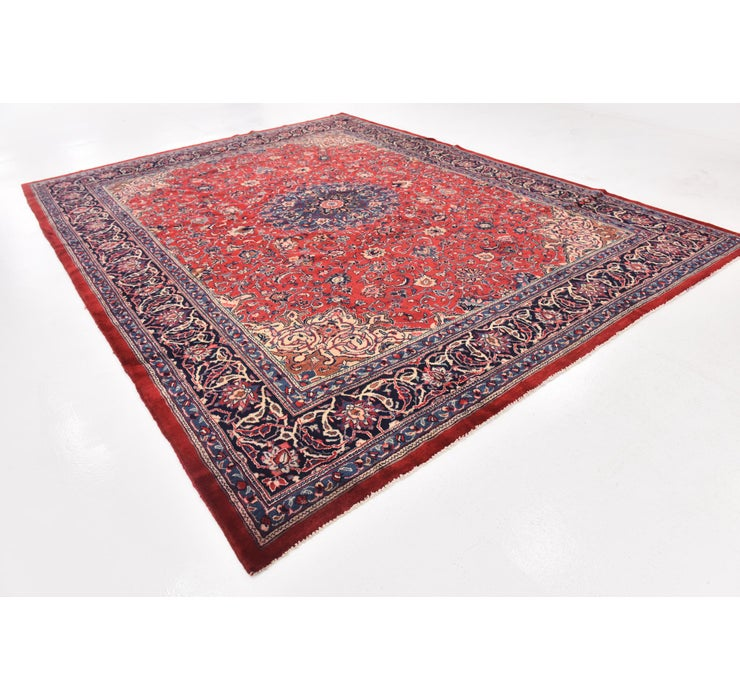 328cm x 422cm Sarough Persian Rug
