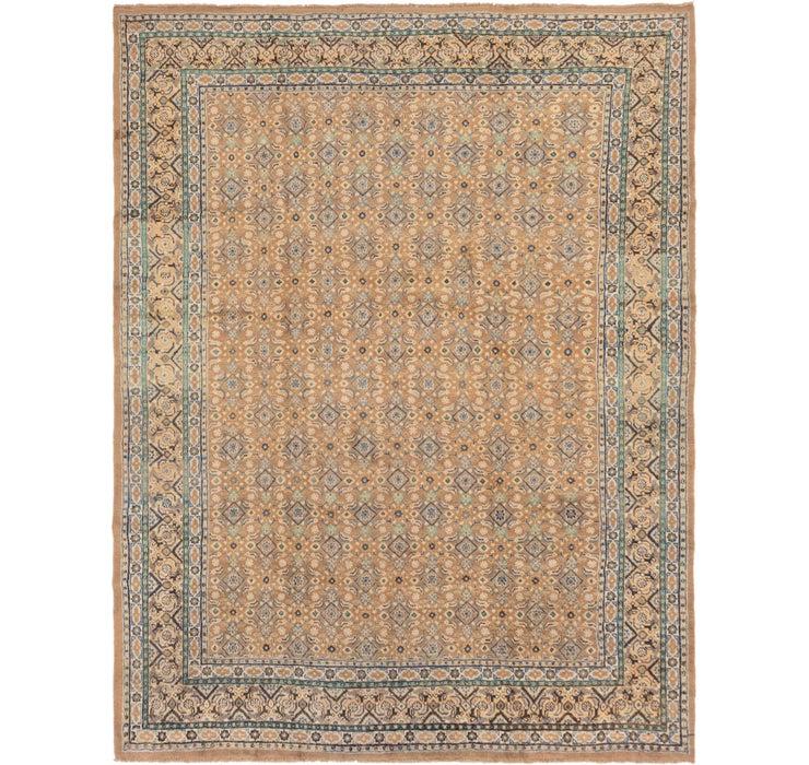 9' 7 x 12' 7 Farahan Persian Rug