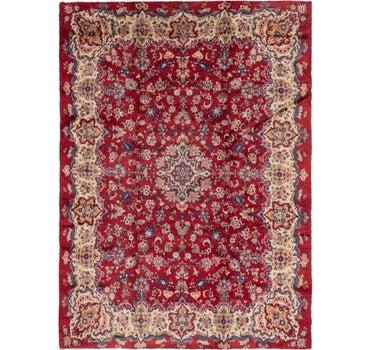 9' 10 x 13' 4 Meshkabad Persian Rug main image