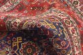 9' 9 x 12' 10 Tabriz Persian Rug thumbnail