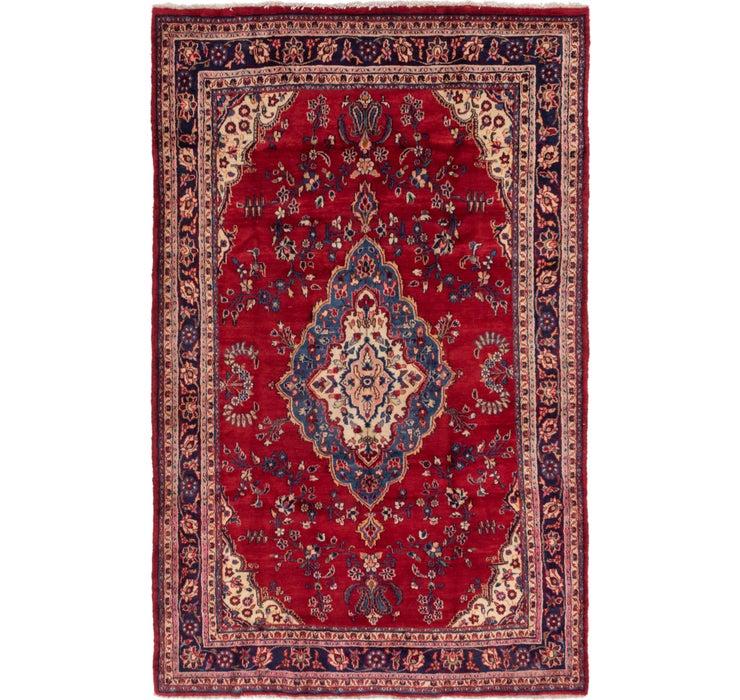 213cm x 330cm Shahrbaft Persian Rug