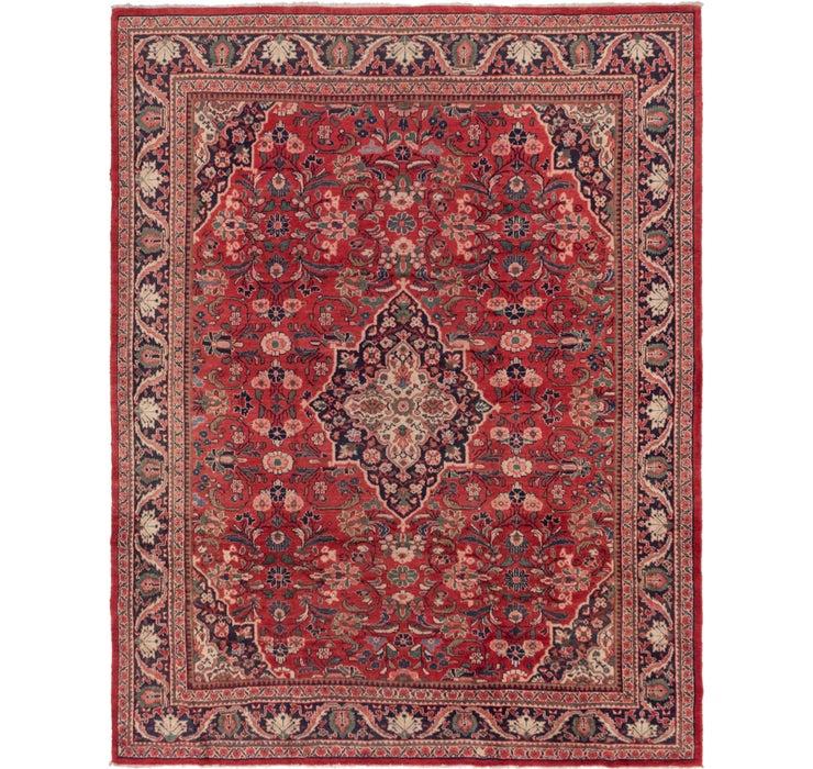 310cm x 400cm Mahal Persian Rug