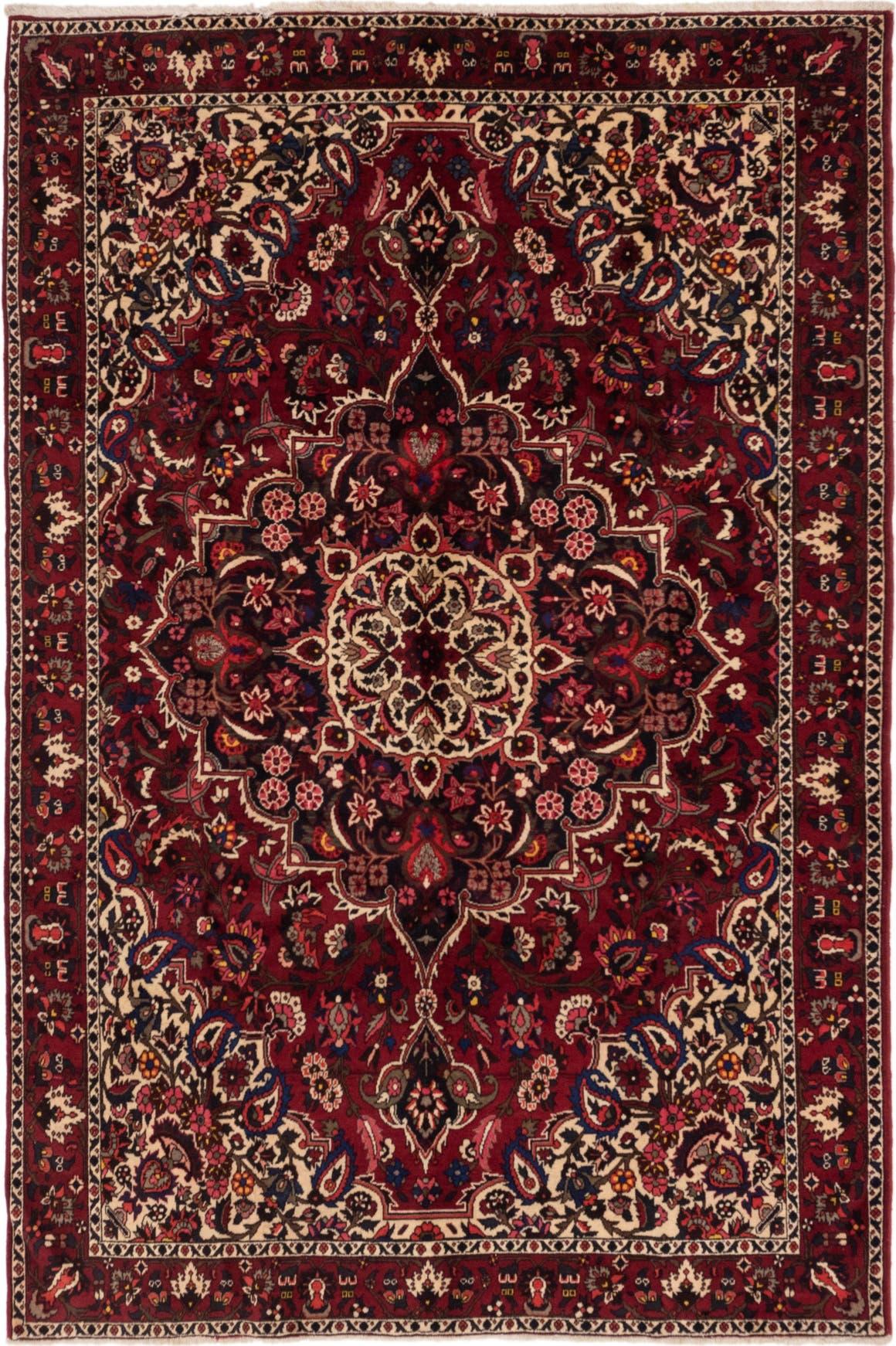 6' 9 x 9' 10 Bakhtiar Persian Rug main image