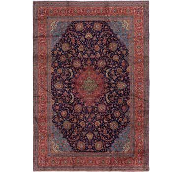 Image of 9' 9 x 14' 4 Sarough Persian Rug