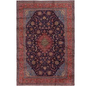9' 9 x 14' 4 Sarough Persian Rug main image